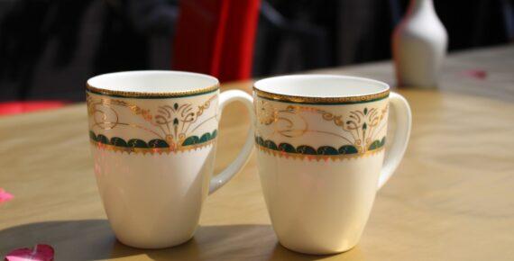 Emerald Gold – Mug Set